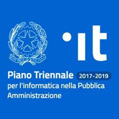 Logo Agid Italia Design - Piano Triennale